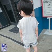 Fashion kids clothing brands t shirt