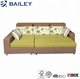 modern living room furniture fabric futon sofas bed sets