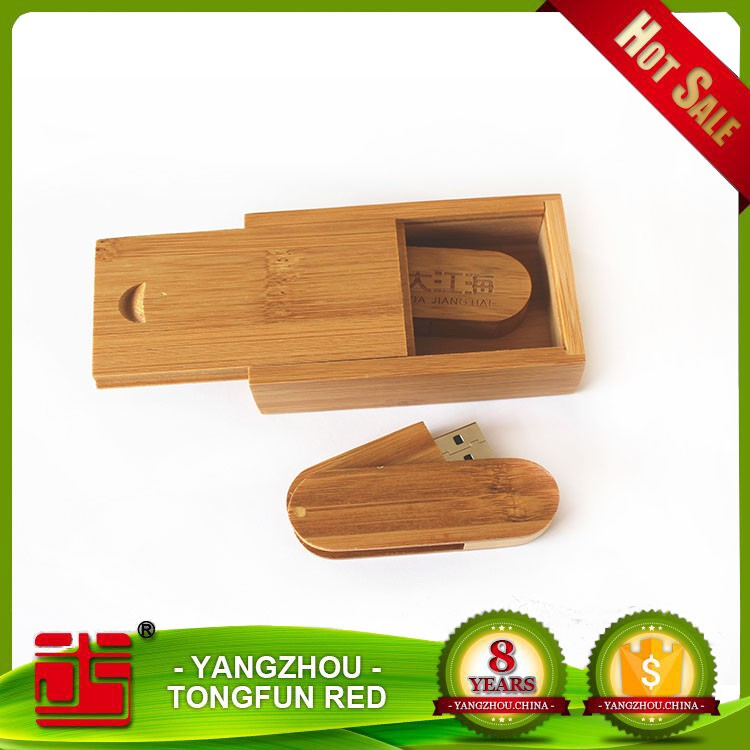 wooden usb with box 1g 2g 4g 8g 16g 32g giveaway promotion gift wood USB flash drives bamboo USB