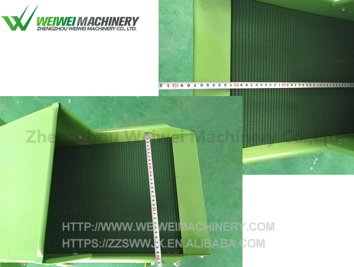 Weiwei machine cattle feed machinery in kenya for animal feeds biggest forage harvester big ensilage cutter