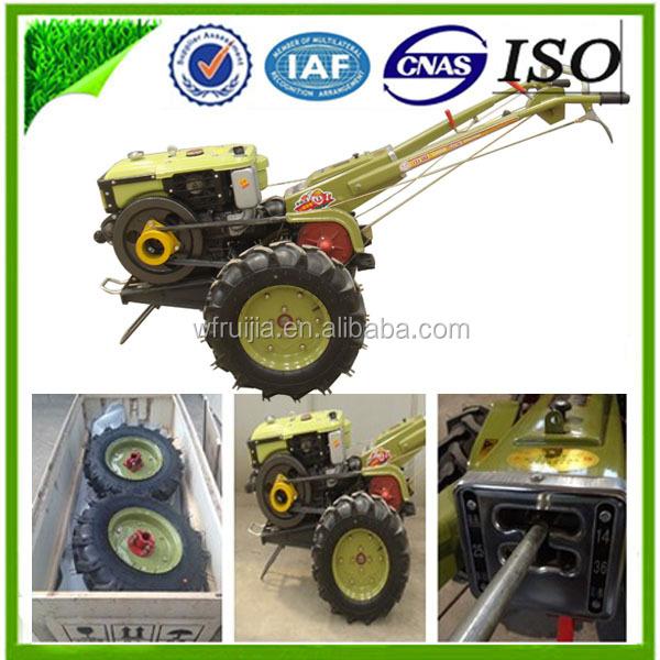 Made In China Power Tool Wheel Mini Tractors China/ Walking ...
