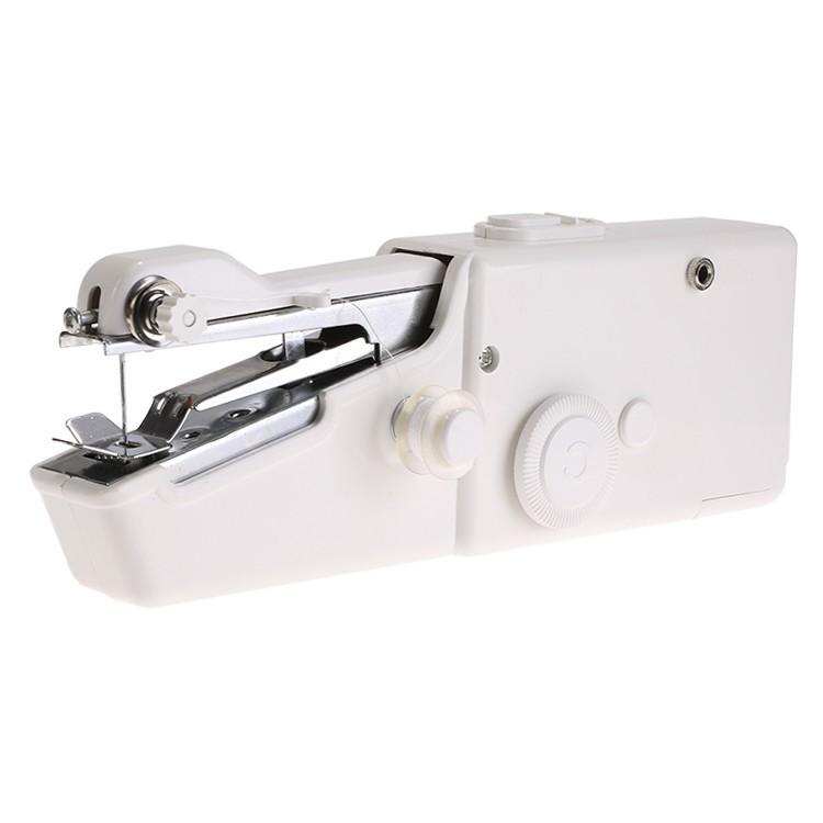 mini portable schnurlose handheld haushalt elektrische  ~ Nähmaschine Hand