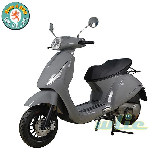 핫 잘 팔리는 품 스쿠터 대 한 옛 명 단점이라하면 2 휠 손 브레이크 balance 킥 scooter gas-Scooter Fly 50 부 칙 (Euro 4)