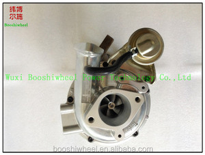 Genuine VN3 supercharger VD420058 RHF4H turbo 14411-VK500 14411-MB40B  turbocharger Navara MD22 2 5DI X-Trail 2 2DI