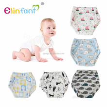 Wholesale Baby girls underwear toilet pee potty baby pants breathable pants baby training pants