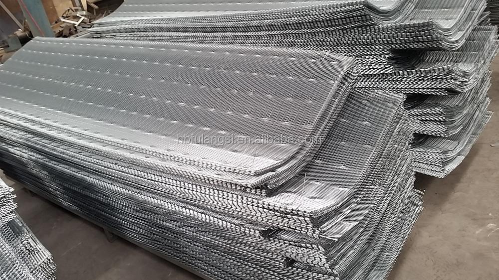 Self Furring Paper Backed Metal Lath Buy Diamond Metal