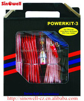 2014 Hot Selling Car Amplifier Wiring Kit