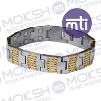 Titanium Bio-magnetic Bracelet For India - Buy Titanium Magnetic ...
