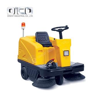 C200 Garage Bodenreinigungsmaschine Fegen Den Boden Maschine