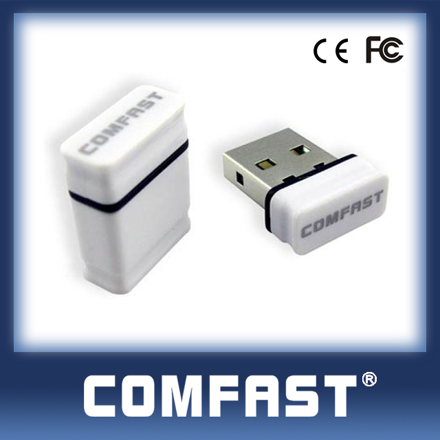 Customized Dongle TV 802.11n 150Mbps Networking Wifi Dongle for linux (CF-WU810N)