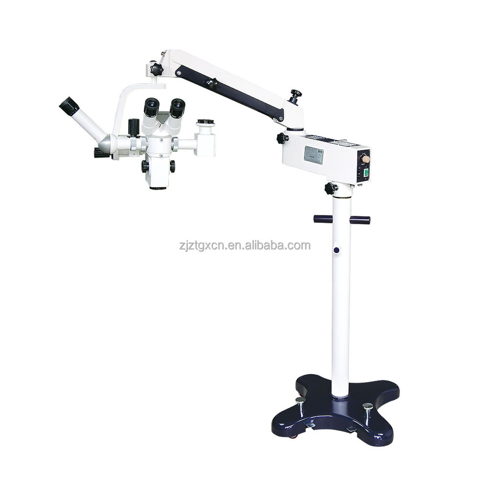 made in China good prices operating microscope for brain/ENT/ophthalomogy/neurosurgery LZJ-4D(CE.ISO, Factory)