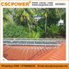 High quality 8000w solar module manufacturer on grid 8 kw grid tie solar system mobile home complete solar power kit