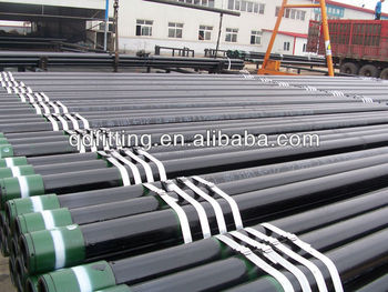 3LPE coated API 5L carbon steel pipe