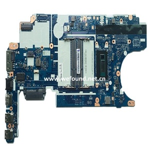 100% working Laptop Motherboard for Lenovo E450 NM-A211 with I3 cpu System Board