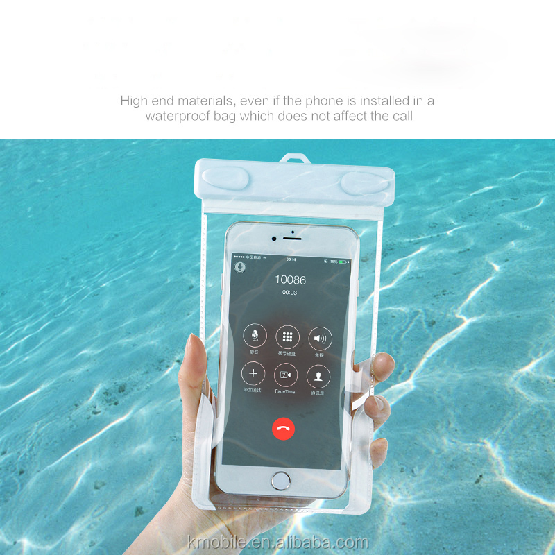 Universal Mobile Phone Dry Bag Pouch for iPhone 6 6s Waterproof Bag