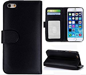 iPhone 6 Case,iPhone 6 Leather Case,Wallet Case for iPhone 6,Flipcase iPhone 6 PU Leather Wallet Case Flip Stand Protective Cover for iPhone 6 4.7 inch