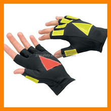 Half-finger Reflective Gloves for Traffic Control