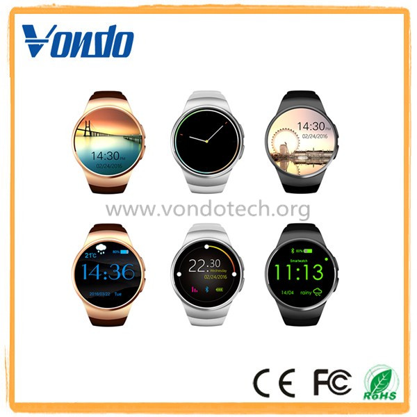 Hot Selling Local MP3 MP4 AVI Bluetooth Ios Android SIM Smart Watch