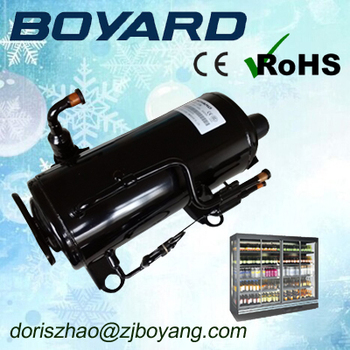 zhejiang boyard r134a r404a truck refrigeration compressor QHD-23K 50HZ replace lg refrigerator compressor for freezer trailers