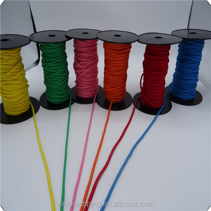 High Tenacity 100%Polyester Yarn Cones for Making Cords or Rope