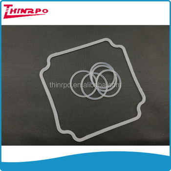Clear Rubber Square Gasket For Led Lighting - Buy Clear Rubber ...