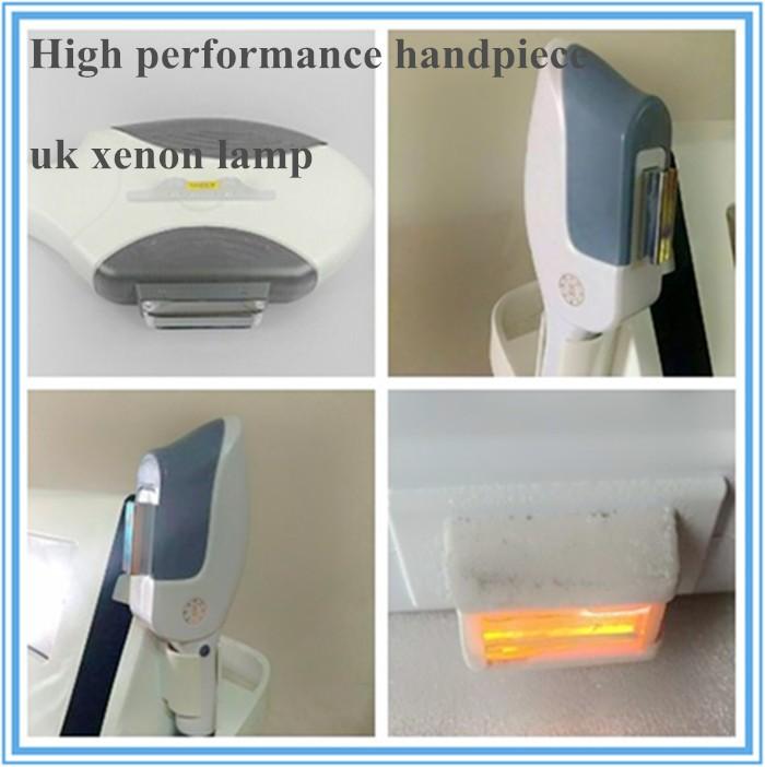 New design shr ipl hair removal machine for spa beauty salon