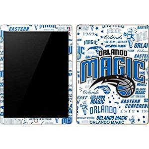 NBA Orlando Magic iPad Pro Skin - Orlando Magic Historic Blast Vinyl Decal Skin For Your iPad Pro
