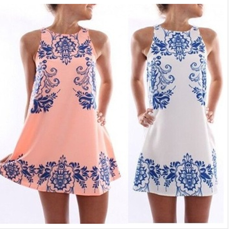Apparel clothes walson 2016 Clothing Supplier High Quality Girl Dress Fashion Button Front Mai Woman Dress