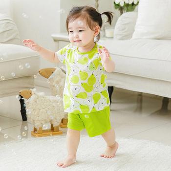 d8c34b24b Sev.wen Kids Pajamas Sets Baby Clothes Lovely Cartoon Sleepwear ...