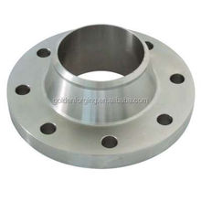 Carbon Steel a105n Weld Neck Flange forging