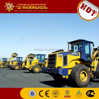 construction equipment used liugong 856 wheel loader with 3 ton best price