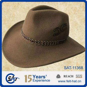 95e78964462 100% Wool Felt Camel Men s Folding Cowboy Hat - Buy Folding ...