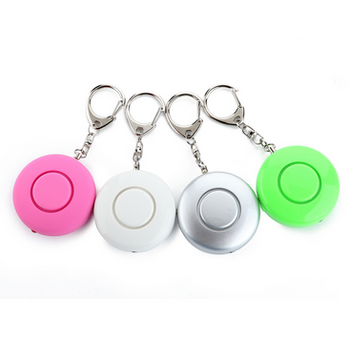 Emergency Personal Alarm Keychain/ the Wolf Alarm/ Self Defense Electronic Device