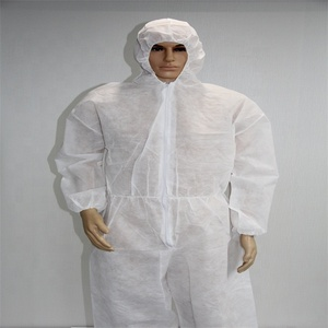 Protective Disposable Non-sterile Coverall Used For Industrial Workwear