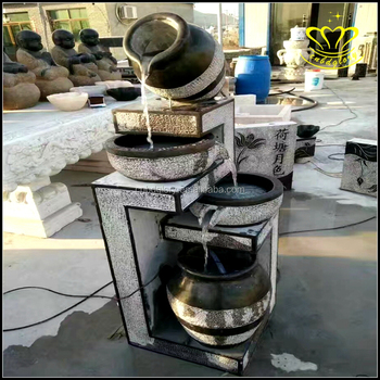 Indoor Stone Water Fountain For Sale