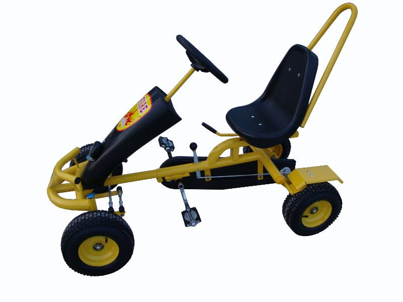 4 Wheel Bicycle/pedal Go Cart