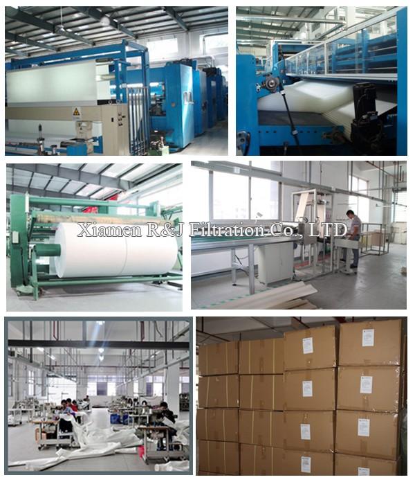 Industrial Filter High Temperature Aramid Dust Filter Bag