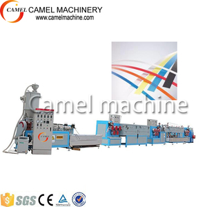 PP strapping band extrusion production line/making machine