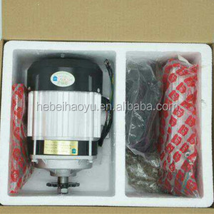Hot & High quality & Low price electric tricycle motor kit conversion kit