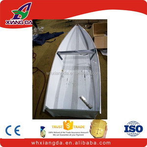New foldable aluminum fishing canoe