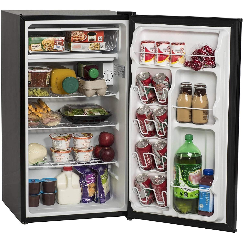 Refrigerator Mini Freezer 3.3-cu ft 1 Door Energy Star Home Office Dorm NEW