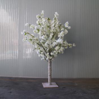 Wedding Table Decorative White Cherry Blossom Tree Buy Wedding