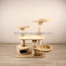pet cat furniture scratching tree cat tree sisal