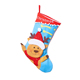 Creative Christmas tree ornaments unisex children cute large gift candy socks