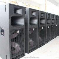 Outdoor Powerful Three Way Professional PA Speaker