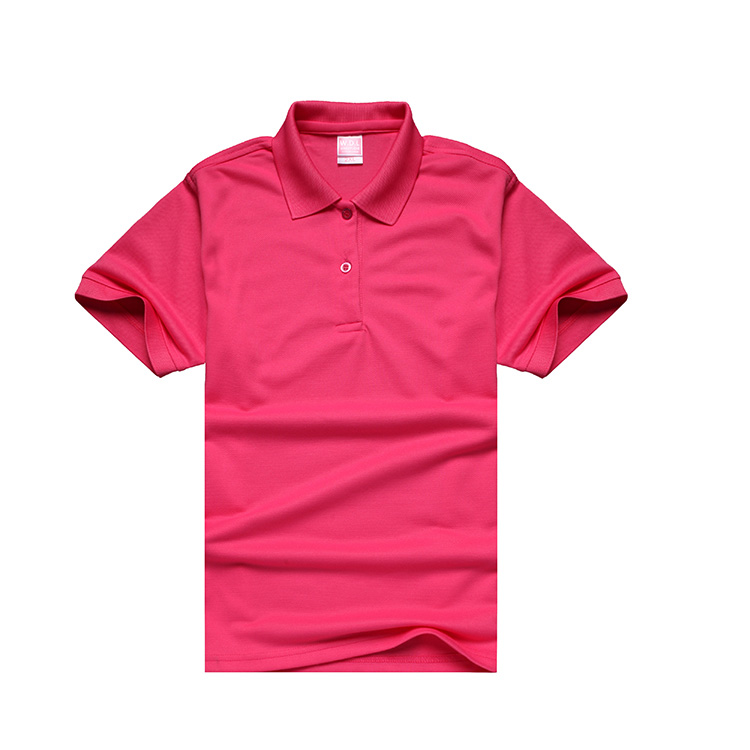 Wintress Ladies Viscose formal short sleeve  breathable polo shirt with custom logo