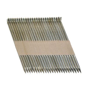 High Quality Metal Fasteners Tack Strip Nails Paper Collated Framing Nails