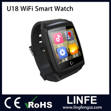 Factory Original Price of Wifi Smart Watch Phone Android 4.4 GPS Tracker Healthy Smart Watch