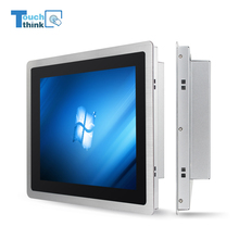 "freeshipping 19"" Inch Industrial Touch screen Panel PC IP65 Aluminium Alloy"