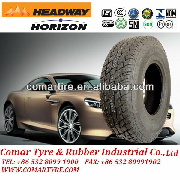Headway Horizon Suv & 4x4 Tyre,No 701 At Cheap Price 31x10.5r15 ...